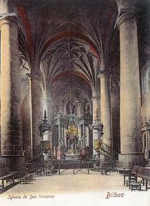 Iglesia De San Vicente Mártir De Abando Bilbao Iglesias De Bizkaia
